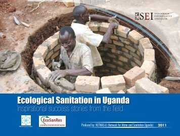 Ecological Sanitation in Uganda - EcoSanRes