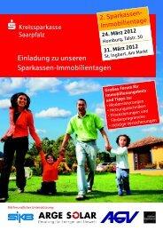 24. März 2012  - KSK Kreissparkasse Saarpfalz