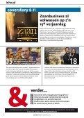 """P21 """" Deze tijd vraagt om finan ciering van ... - Zaanbusiness - Page 4"""