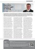 """P21 """" Deze tijd vraagt om finan ciering van ... - Zaanbusiness - Page 5"""