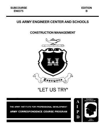 Construction Management - Modern Prepper