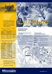 parution n°07 - juin 2006 - Montreuil-Bellay
