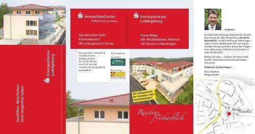 ImmobilienCenter - Kreissparkasse Ludwigsburg