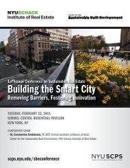 Building the Smart City