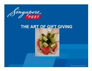 THE ART OF GIFT GIVING - Lighthouse Independent Media