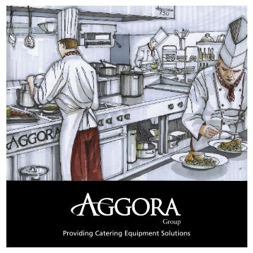 Providing Catering Equipment Solutions - AGGORA Group