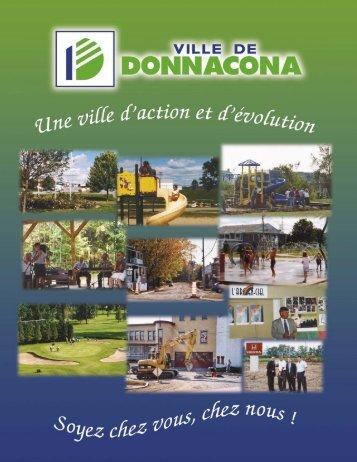 Volume 2, Numéro 09, Octobre 2004 - Ville de Donnacona
