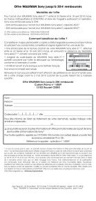 Bulletin ODR WALKMAN_100x200.indd - LDLC.com - Page 2