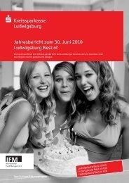 Ludwigsburg Best of Jahresbericht 0608 - Kreissparkasse ...