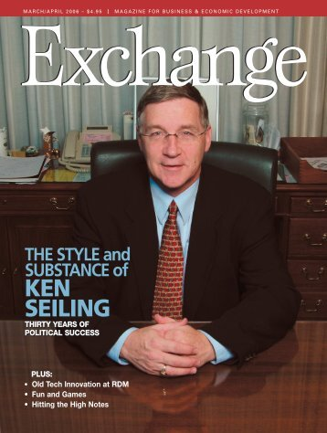 Exchange March/April 2006 pgs. 01-13 - Exchange Magazine