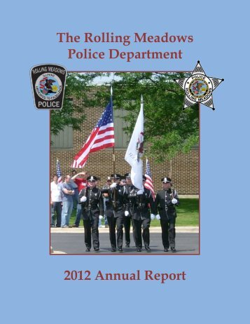 2012 Annual Report - City of Rolling Meadows