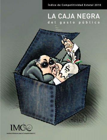 Índice de Competitividad Estatal 2010 - Instituto Mexicano para la ...