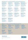 Leistungsprogramm Fenner Antriebstechnik - ERIKS - Seite 6