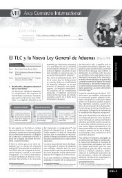 El Tlc y la Nueva ley General de Aduanas (Parte III) - Revista ...