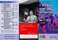 und Altstadtlauf samstag 06.11.2010 11:00 uhr - Lauftreff Kettwig ...