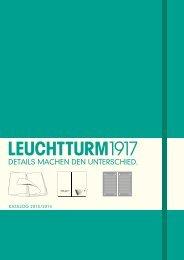 Leuchtturm Katalog 2014 - Leuchtturm1917