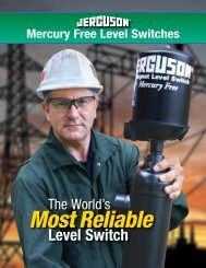 World's Most Reliable Level Switch - Clark Reliance