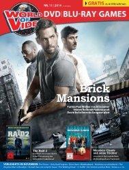 World of Video Kundenmagazin 2014/11