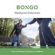 Weekend Ardennen - Weekendesk-mail.com