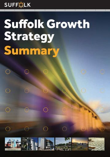 2013-05-08 updated growth summary - Suffolk County Council