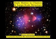 Dark Matter in Clusters & Large-Scale Structure