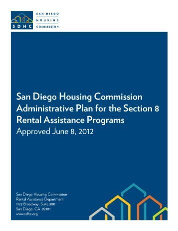 Chapter 1 - San Diego Housing Commission