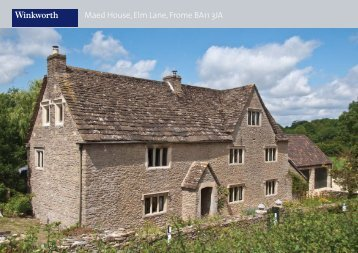 Maed House, Elm Lane, Frome BA11 3JA - Winkworth