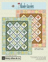 shade garden - KMK Fabrics
