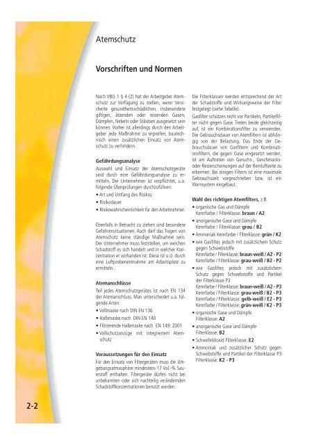2-16 3M™ Gebläse- und Druckluft-Atemschutz
