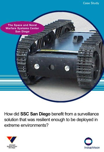 How did SSC San Diego benefit from a surveillance ... - IP UserGroup
