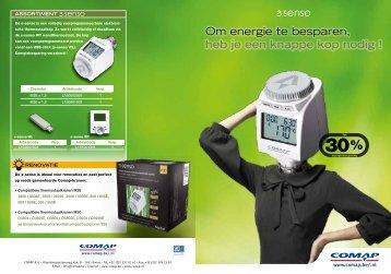 Sar-Comap E-Senso - Warmteservice
