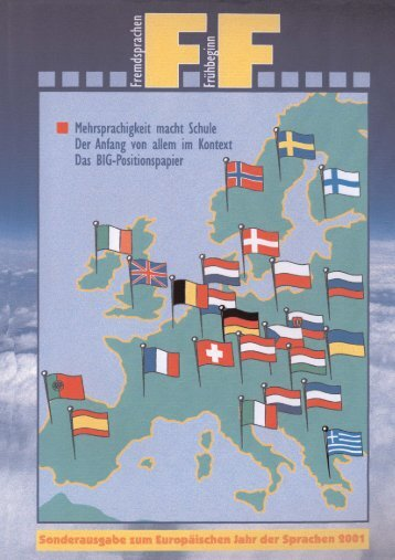 Der Anfang von allem im Kontext (2001) - Stiftung LERNEN