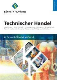 Arbeitsschutz - Künneth & Knöchel KG