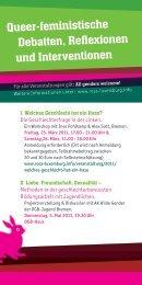 RLI_Reihe Queer Flyer - Rosa-Luxemburg-Initiative