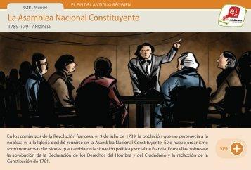 La Asamblea Nacional Constituyente - Manosanta