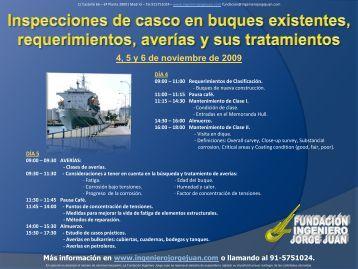 Más información - Colegio Oficial de Ingenieros Navales