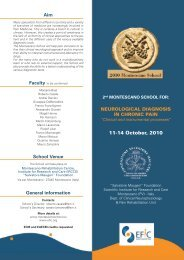 Preliminary Program - EFIC