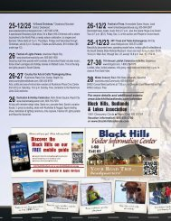 Discover the Black Hills on our FREE mobile guide