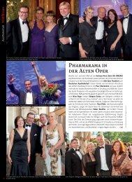 Deutscher Apothekerball 2011 - TOP Magazin Frankfurt