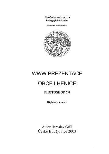 Grill Jaroslav - Petr Pexa