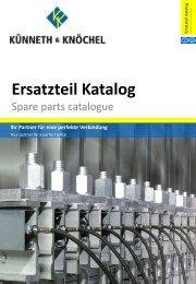 Ersatzteil Katalog - Künneth & Knöchel KG