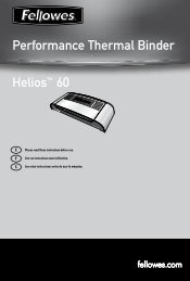 Performance Thermal Binder Helios 60 - Presentations Direct