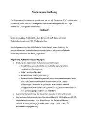 Stellenausschreibung Helfer/in - Stadl-Paura