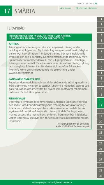 17 SMÄRTA - Vgregion.se