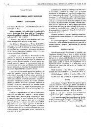 DGRV 2922/03 - Ordine dei Geologi Regione del Veneto