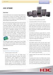 S7500E Datasheet (Core) - Starnet Data Design, Inc