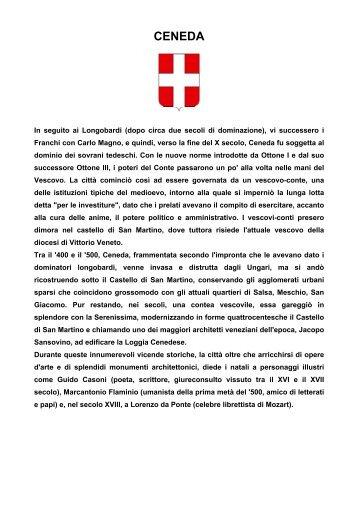 CENEDA - ITIS G. Galilei