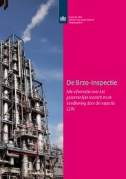 De Brzo Inspectie (Folder, 2011 | PDF document ... - Inspectie SZW