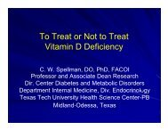 To Treat or Not to Treat Vitamin D Deficiency