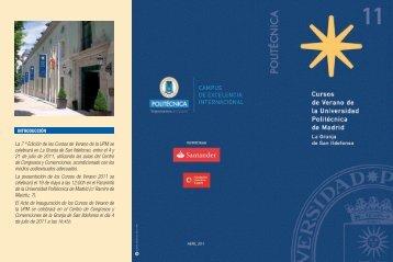 La 7 ª Edición de los Cursos de Verano de la UPM se ... - Infoespacial